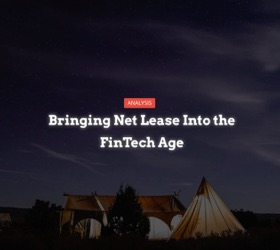 Bringing Net Lease Into the FinTech Age
